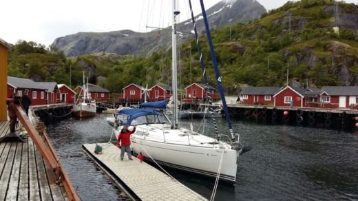 Dufour Dufour 455 Grand Large in Norway peer-to-peer