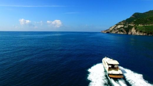 Chris Craft Commander 31 in Positano for hire