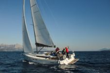 Sailboat Jeanneau Sun Odyssey 419 for rental