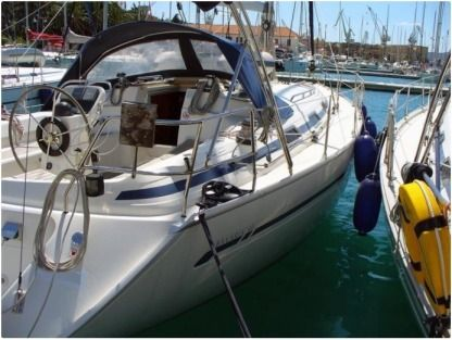 Charter Sailboat Bavaria 40 Cruiser Arbatax