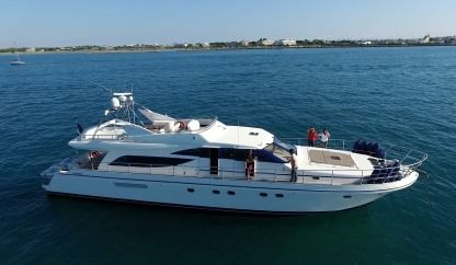 Rental Motorboat Guy Couach 2100 Fly Ajaccio
