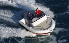 Motorboat Atlantic 570 for hire
