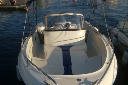 Rental Motorboat Quicksilver 630 Commander Rab