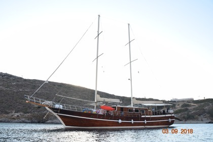 Rental Sailboat GULET ATHEN.A Kos