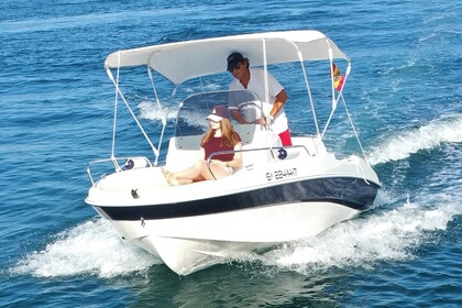 Hire Motorboat MARINELLO REMUS 450 Torrevieja