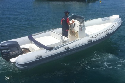 Location Semi-rigide JOKER BOAT 650 Ischia Porto