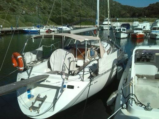 Beneteau First 38 in Castelsardo SS peer-to-peer