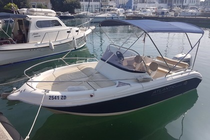 Rental Motorboat Atlantic Marine Sun Cruiser 570 Tisno