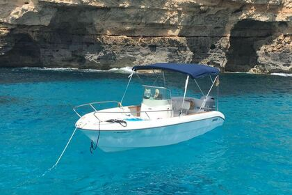 Hire Motorboat SESSA Key Largo 19 Mali Losinj