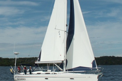 Rental Sailboat BAVARIA 40 CRUISER Vaxholm
