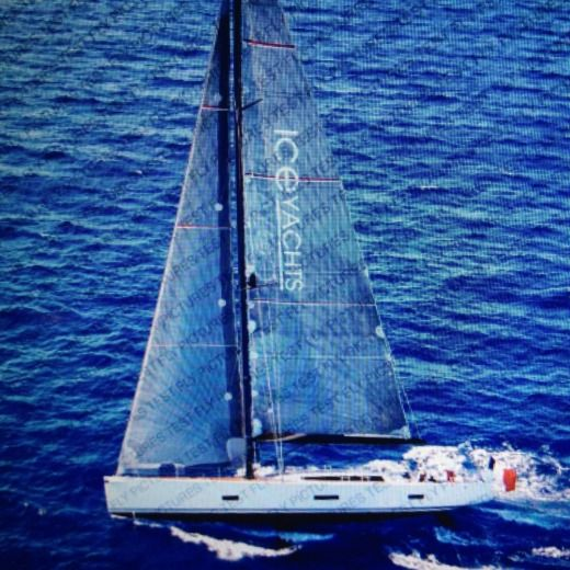 Location Voilier Ice Yacht - Plan Felci Ice 62 Toulon