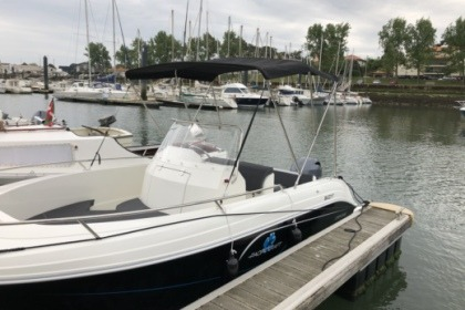Rental Motorboat Pacific Craft Open 545 Anglet