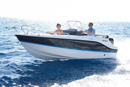 Rental Motorboat QUICKSILVER 455 Open Trogir