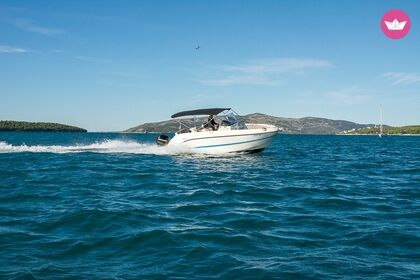 Charter Motorboat QUICKSILVER ACTIV 805 OPEN Split