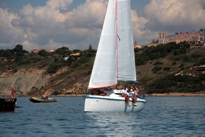 Hire Sailboat Nauti Focus 850 Porto Empedocle