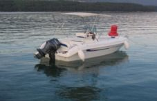 Motorboat Bellingardo Lady 550