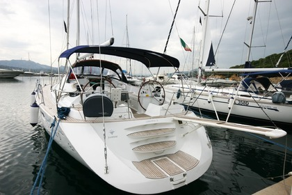 Hire Sailboat JEANNEAU Sun Odyssey 54DS Portisco