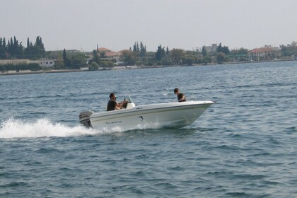 Hire Motorboat Olympic 490 SX Corfu