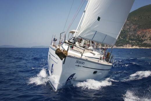 Sailboat Bavaria 40 for hire