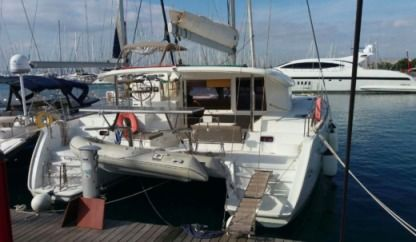 Location Catamaran Lagoon Lagoon 400 S2 Lavrion