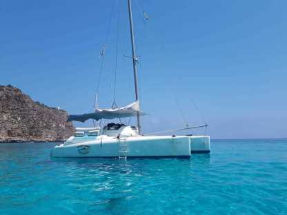 Rental Catamaran Fountaine Pajot Cornel 26 La Savina