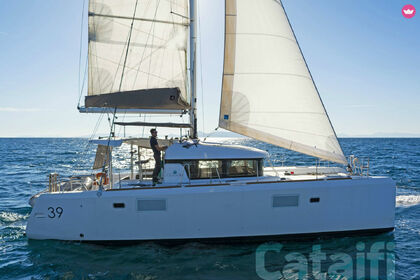 Hire Catamaran LAGOON 39 Kos
