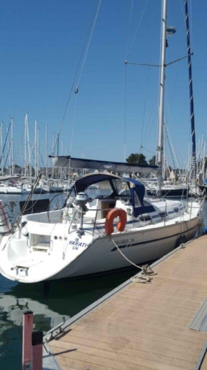 Charter Sailboat Bavaria 36 Cruiser Le Verdon-sur-Mer