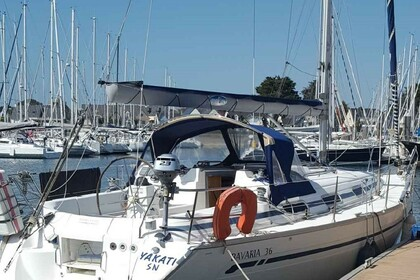 Rental Sailboat Bavaria 36 Cruiser Le Verdon-sur-Mer