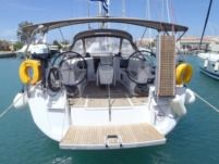 Jeanneau Sun Odyssey 479 in Volos for hire