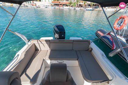 Rental Motorboat QUICKSILVER 755 SD Split