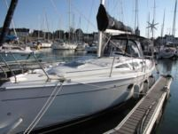 Barca a vela Hunter 36