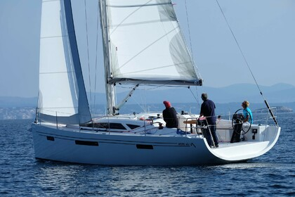 Hire Sailboat More 40 Trapani