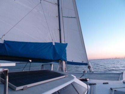 Rental Catamaran Fountaine Pajot Louisiane La Rochelle