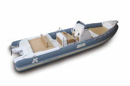 Location Semi-rigide Clubman 26 Special Edition Canneto