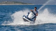 Jet ski Yamaha Vx 110 Deluxe for rental