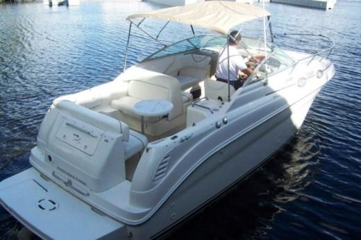 Sea Ray Sundancer 260 in Dubrovnik zwischen Privatpersonen