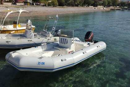 Hire Motorboat Zodiac Medline I Jelsa