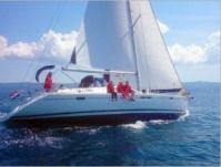 Sailboat Jeanneau Sun Odyssey 54Ds for rental