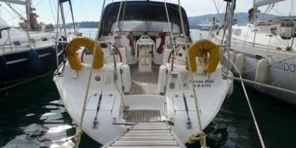 Rental Sailboat Ocean Star 49.5 Volos