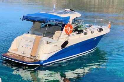 Miete Motorboot SEA RAY 290 sun dancer Lefkada