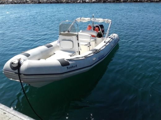 Bombard Explorer 6.20M in Marseille for hire