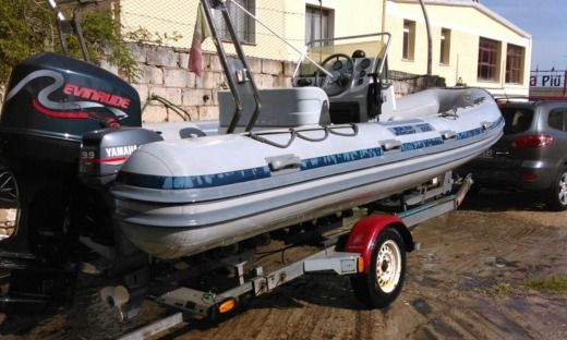 Joker Boat 650 in Stintino peer-to-peer