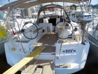 Jeanneau Sun Odyssey 379 in Biograd na Moru for hire