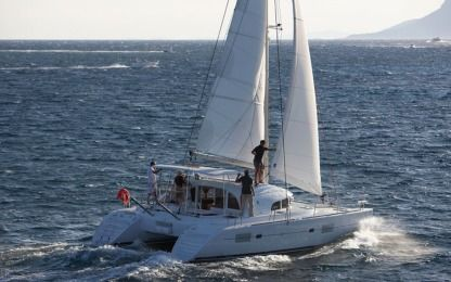 Location Catamaran Lagoon 380 Palma