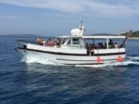 Charter Motorboat Traditional M/b Oaza 12 Trogir