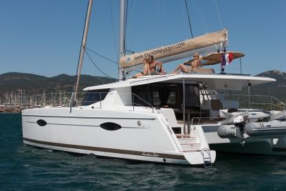 Location Catamaran Fountaine Pajot Hélia 44 Nouméa