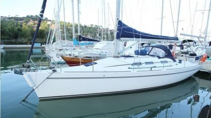 Charter Sailboat Elan 37 Performance Ortona