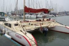 Location Catamaran Apv Franqueville Phaeton Le Gosier