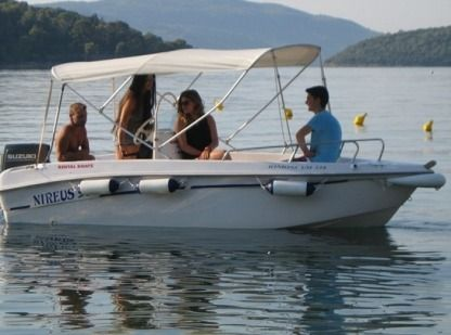 Charter Motorboat Ionion 3 Nydri