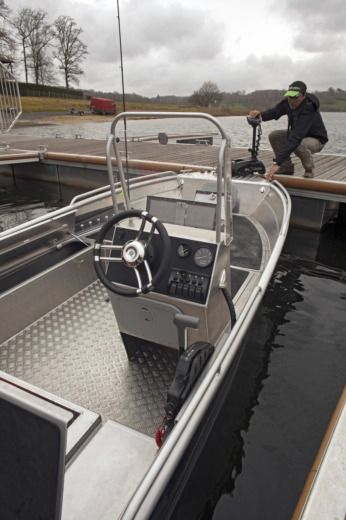 Lancha PF Boat 450 AC-PV entre particulares